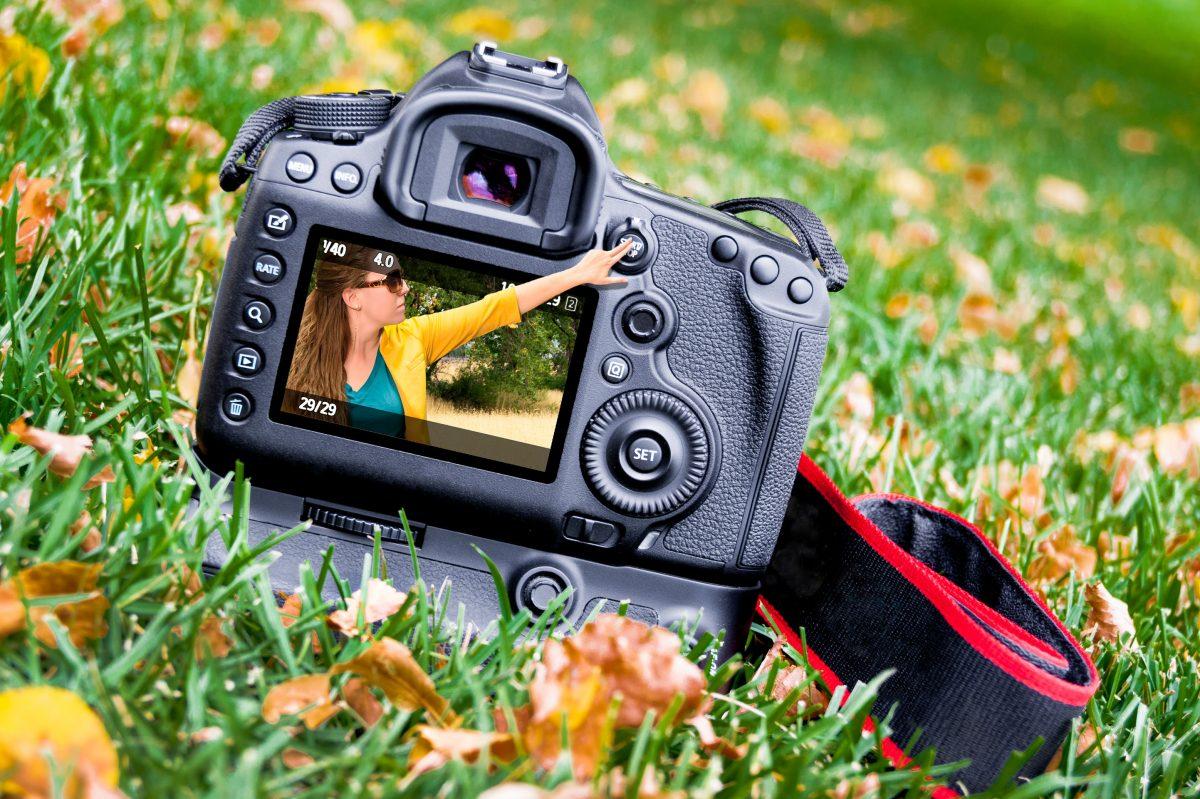 Vicky Surveys Photography for Carl Kruse