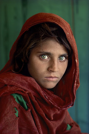 Steve McCurry: Vulnerability Made Immortal