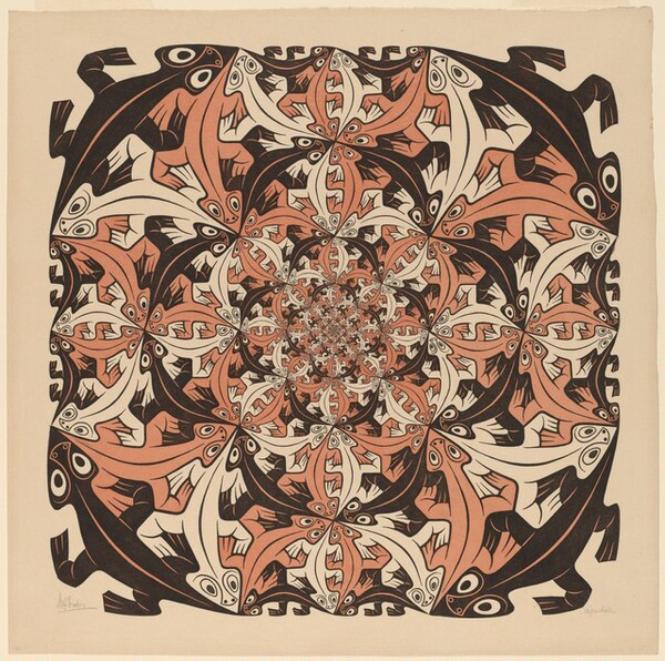 Infinite Worlds Upside Down – The Interior Landscapes of Maurits Cornelis Escher
