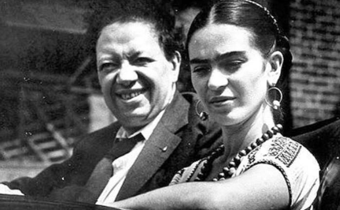 Carl Kruse Art Blog - Frida and diego
