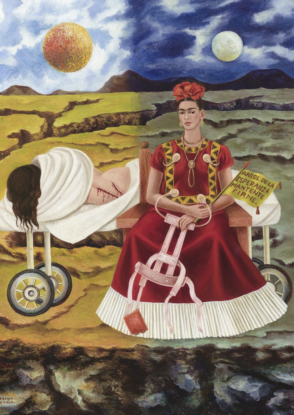Frida Kahlo: Flowers Are Born From Mud
