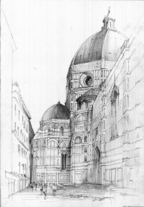 Filippo Brunelleschi and his Dome